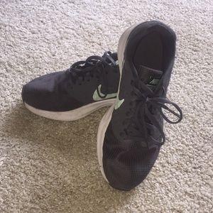Grey Nike Downshifter 7 Shoes